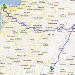 Von Khirbet nach Beirut