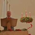 Ansprache von Reverend Haddad