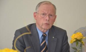 Der Religionspädagoge Johannes Lähnemann zählt zu den renommiertesten Vertretern des interreligiösen Dialogs in Deutschland. (Foto: EMS/Waltz)